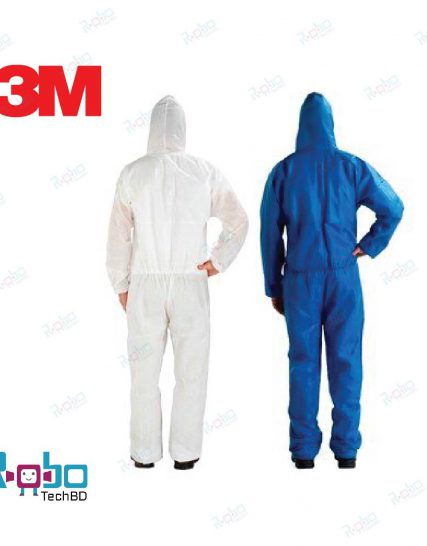 Authentic 3M™ Disposable Protective Coverall 4515 - Size M (White)