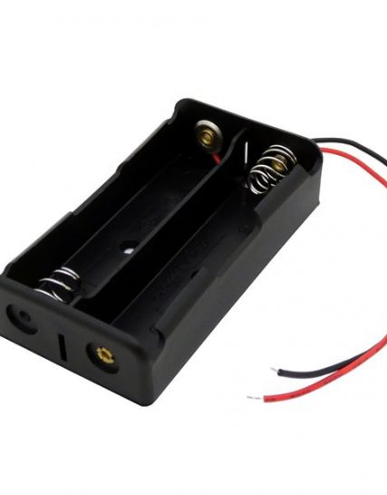 2 cell 18650 Battery Case