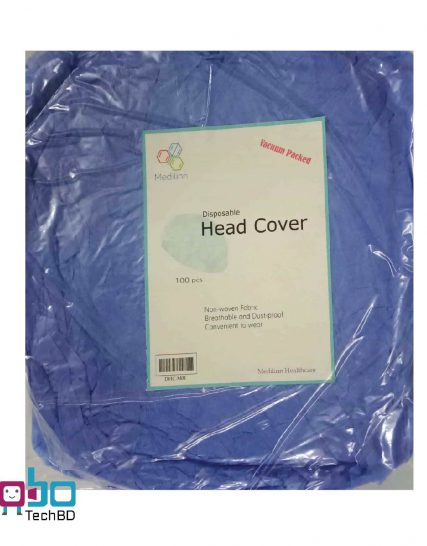 Medilinn Disposable Head Cover (Pack of 100)