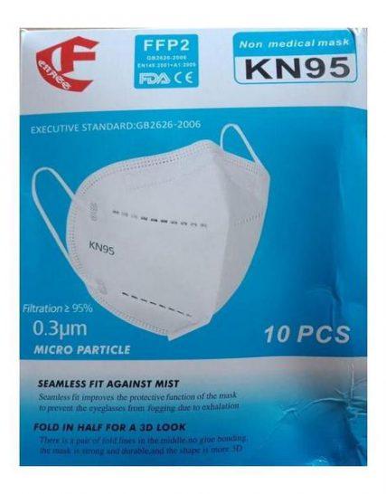Enass KN95 Protective Mask (Non-Medical)